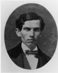 1860 portrait of Normal School Alumnus Thomas...