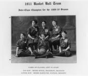 New York State College for Teachers, 1911 Women's...