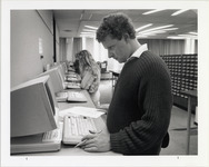 Page 191: Students on computers.