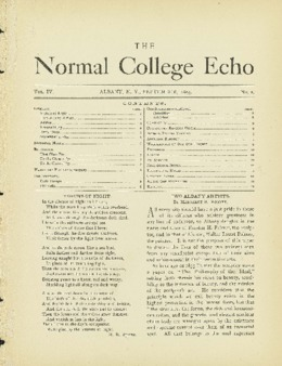 The Echo Volume 4 Number 2