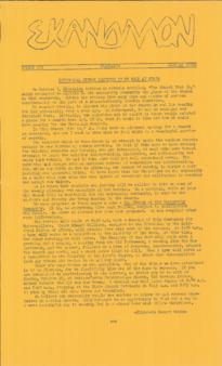 Skandalon, Vol. 3, Special Issue