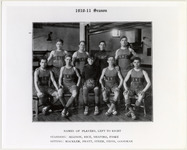 Page 57 A-Top: State Normal College Men's Basketball Team