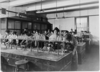 New York State College for Teachers, Chemistry Lab...