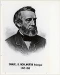 Page 28 A-Top: Samuel B. Woolworth, Principal 1852-1856