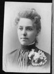 A portrait of Fanny B. Ostrander, New York State...
