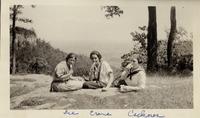 Hazel Lee, Margaret Crane, and Lela Cackener from...