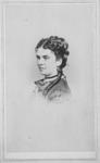 A Carte de visites portrait of Emily A. Taylor,...