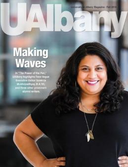 UAlbany Magazine