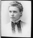 A portrait of Agnes R. Bunton, who attended the...