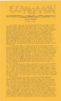 Skandalon, Vol. 4, No. 5