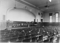 New York State College for Teachers, Auditorium...