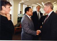 President William Clinton, 1994