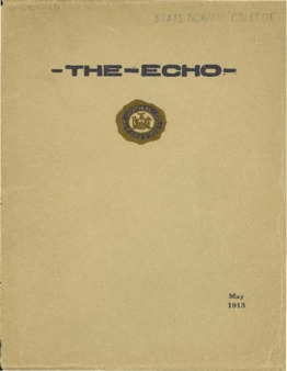 The Echo Volume 22 Number 9