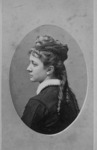 Portrait of Mary Willets, State Normal School,...