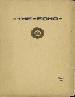 The Echo Volume 22 Number 7