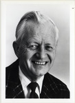 Page 104 A-Top: Faculty member Ralph Tibbets, MA, '42 (education).