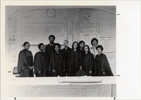Page 161: Graduates of the Educational Opportunities Program from the Class of 1974