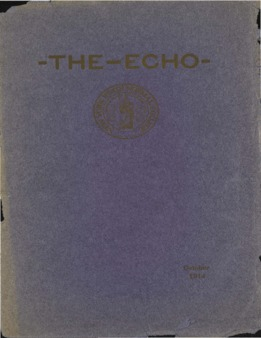 The Echo Volume 24 Number 2