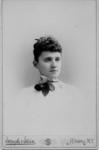 Portrait of student Kathrine Bessmer, New York...
