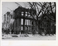 Page 48: Ruins of the Willett Street Building after it was gutted by fire.