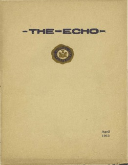 The Echo Volume 22 Number 8