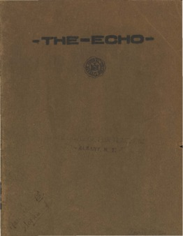 The Echo Volume 21 Number 8