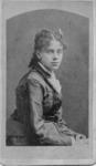 Portrait of Anna Ladd, State Normal School, class...