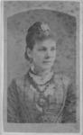 Portrait of Mattie A. Cass, State Normal School,...