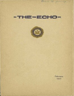 The Echo Volume 22 Number 6