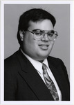 Page 215 B-Right: William Weitz, '92, Student Association President and Student Trustee to the SUNY Board of Trustees