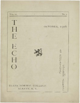 The Echo Volume 15 Number 2