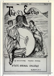 Page 45: Front Cover of Vol. 16 No. 2 of The Echo
