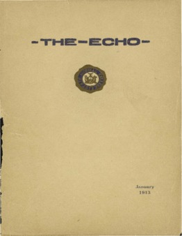 The Echo Volume 22 Number 5