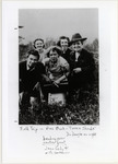 Page 86: A field trip in the Pine Bush with Dr. Gertrude Douglas.