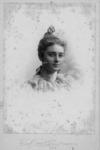 Portrait of Belle Dunham, State Normal School,...