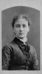 Portrait of Clara Peterson, State Normal School,...