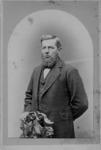 Portrait of George Knapp, husband of Frone Whitney...