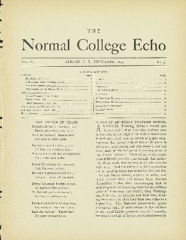 The Echo Volume 4 Number 5