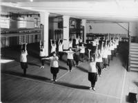 New York State College for Teachers, Gymnastics...