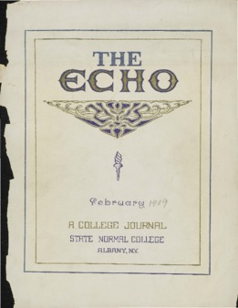 The Echo Volume 17 Number 5