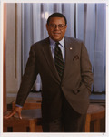 Page 199: H. Patrick Swygert was appointed the fifteenth President of the University in 1990. (photograph missing)