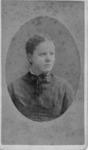 Portrait of Emma W. Davison, State Normal School,...