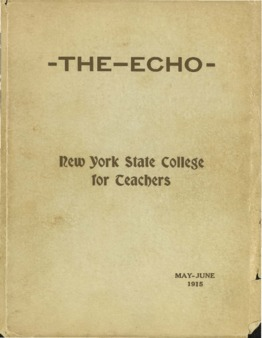 The Echo Volume 24 Number 9