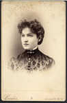 A portrait of Mary K. M. Lynch, New York State...