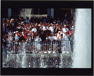 Page 205: Spectators on Fountain Day. (photograph missing)
