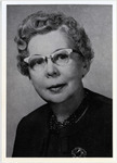Page 79 A-Center: Gladys Newell, '30; a social studies teacher for 40 years and the President of the New York State Teachers' Association in 1966.