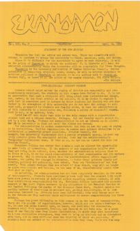 Skandalon, Vol. 3, No. 9