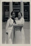 Gladys Teetsell and Helen Chase from the Class of...
