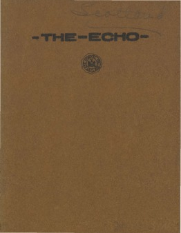 The Echo Volume 21 Number 5