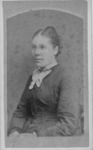 Portrait of Martha Colwell, State Normal School,...